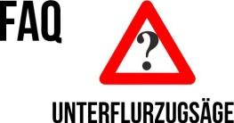 FAQ Unterflurzugsäge